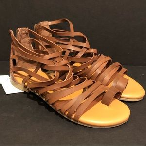 Old navy sandals girls 12